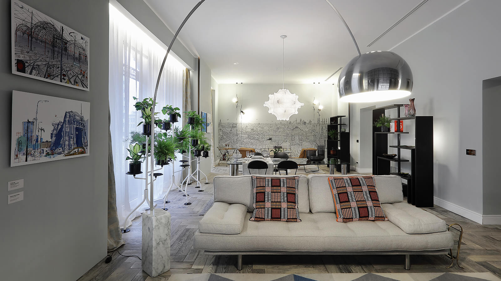 Salvioni Design Solutions: our ideas in your houses