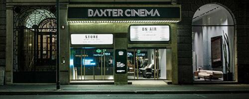 Salvioni <span> Milano Baxter Cinema </span>