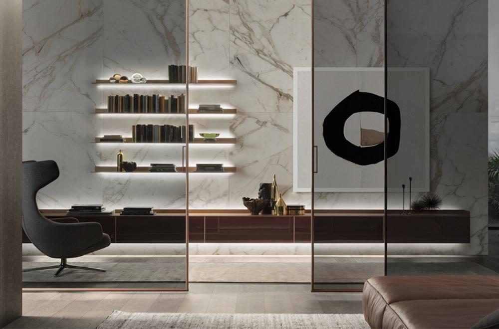 Rimadesio rivenditore autorizzato salvioni design solutions - Rimadesio mobili ...