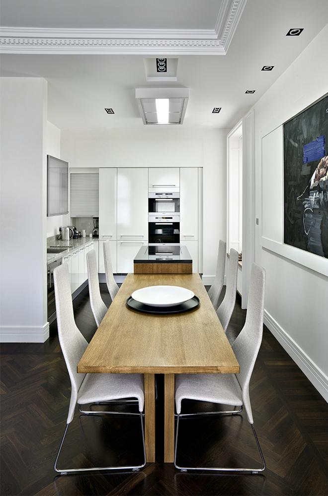 Appartamento a londra i progetti di salvioni design for Soggiorno a londra