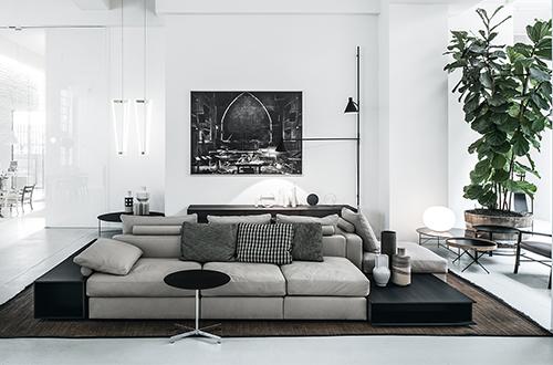 De padova rivenditore autorizzato salvioni design for De padova divani
