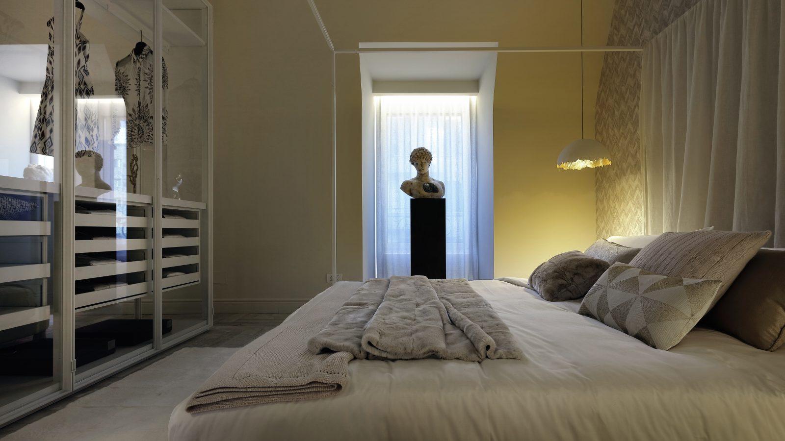 Arredamento per la camera da letto - Salvioni Design Solutions