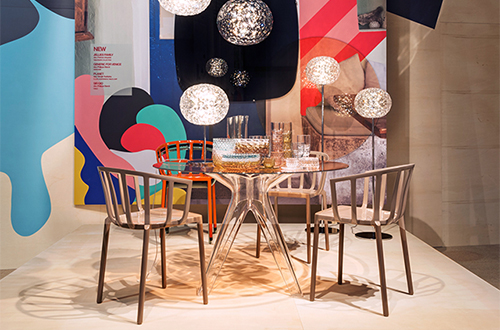 Kartell official dealer salvioni design solutions