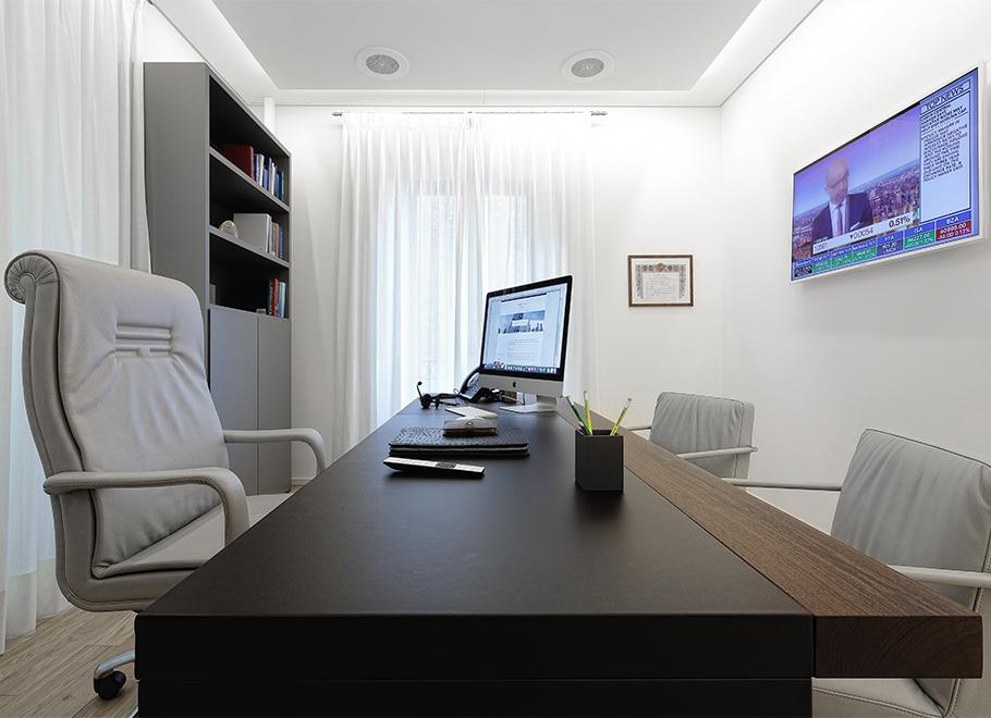 Arredamento Ufficio Lugano : Offices in lugano projects of salvioni design solutions