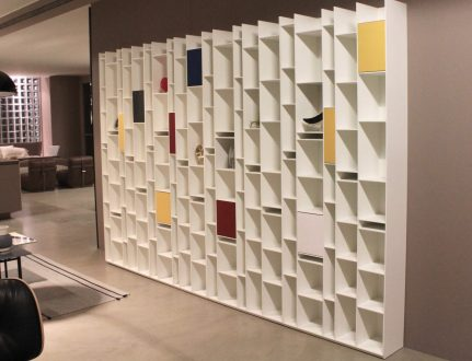 MDF Italia - Random bookcase available in our Outlet store with a 30 ...