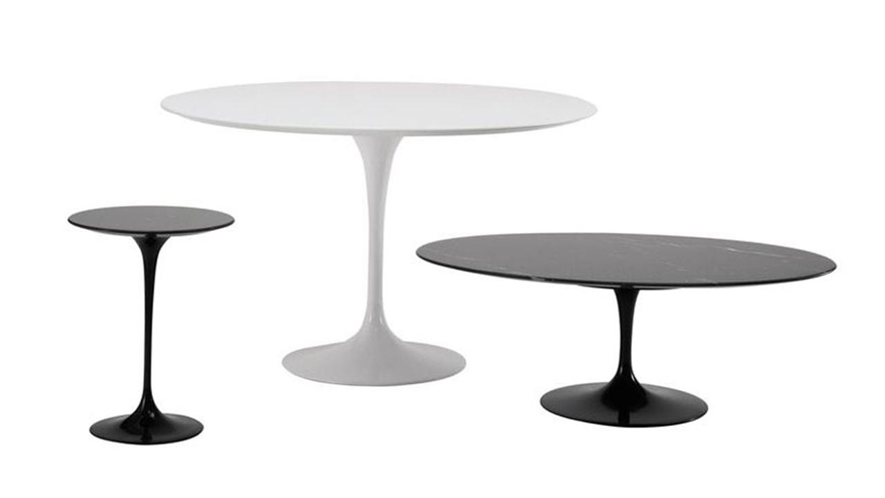 Tavolo Tulip Knoll : Saarinen table knoll