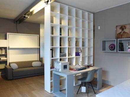 Libreria Erba Mobili | Salvioni Outlet - Salvioni Design Solutions