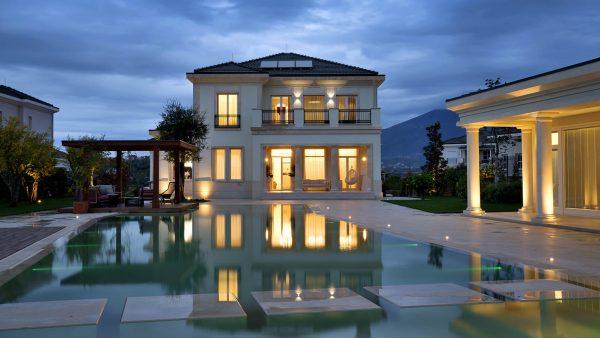 Villa a Tirana