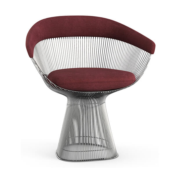 Platner Small Armchair