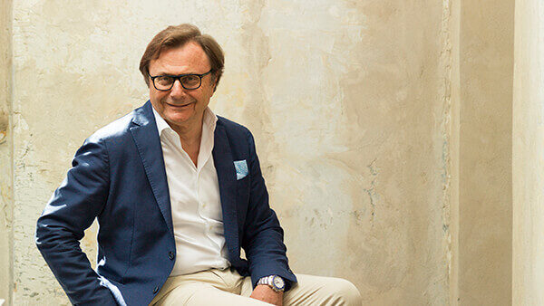 Interview with Giuliano Mosconi, President of the Zanotta and Tecno group