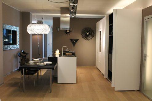 Boffi - Cucina Aprile con colonne Duemilaotto scontata del 60% nel ...