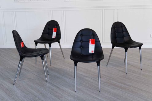 Sedie Cassina Outlet.Cassina Sedie Caprice By Philippe Starck In Offerta Outlet