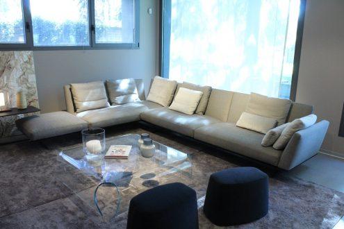 Flexform divano Evergreen con un prezzo scontato del 35%