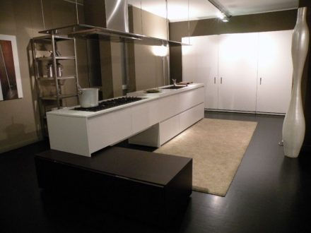 Boffi - Cucina Case System in offerta outlet scontata del 70%