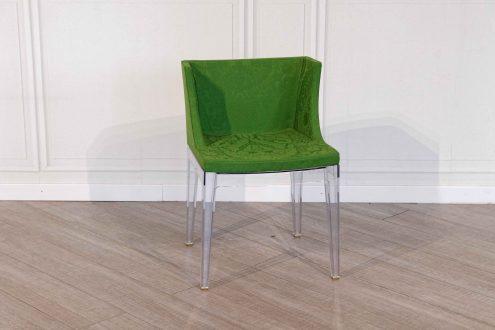 Mademoiselle - Damask Green