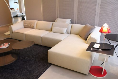 MDF Italia - Thea sofa is available in our outlet with a 30% discount