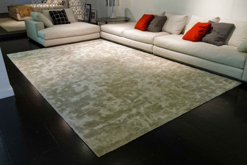 Minotti Dibbets Carpet Available In Our Outlet Store
