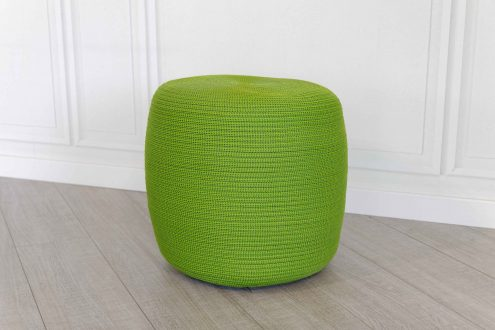 Paola Lenti - Otto Pouf available in our Outlet store with a ...