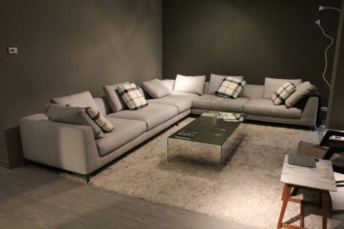 B B Italia Ray Sofa Available In Our Outlet Store With A 30 Discount